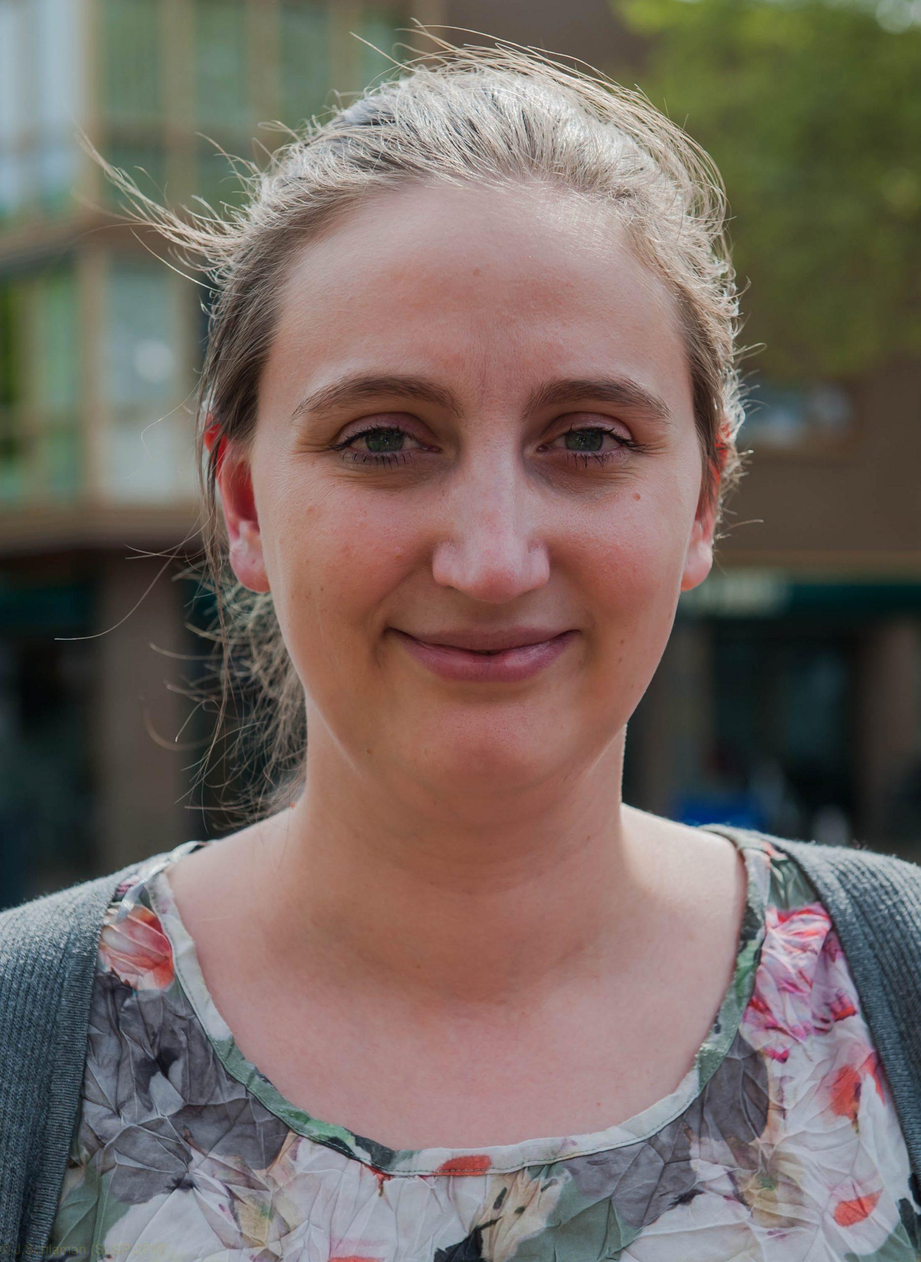 Amber d'Haene Specialist Eenzaamheid